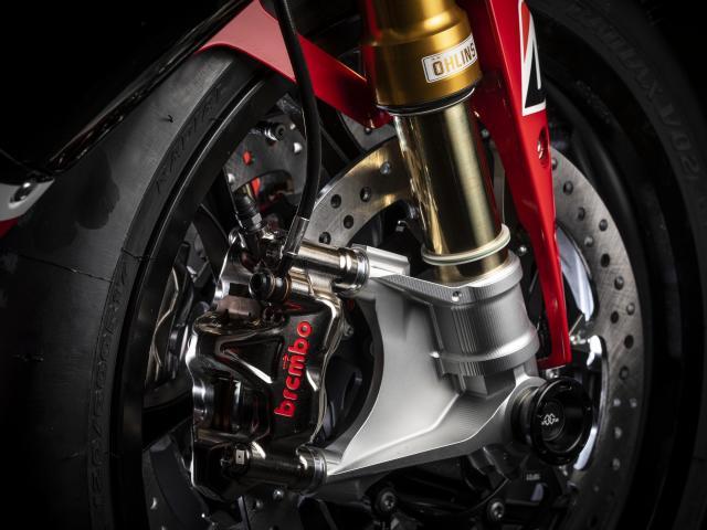 Yamaha R1 GYTR front end