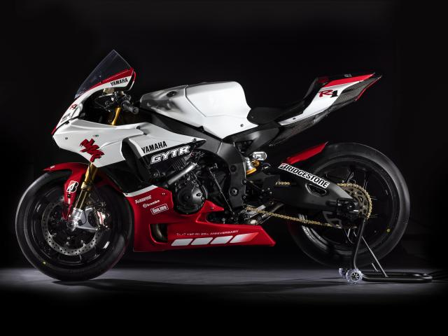GYTR edition Yamaha R1, 2019