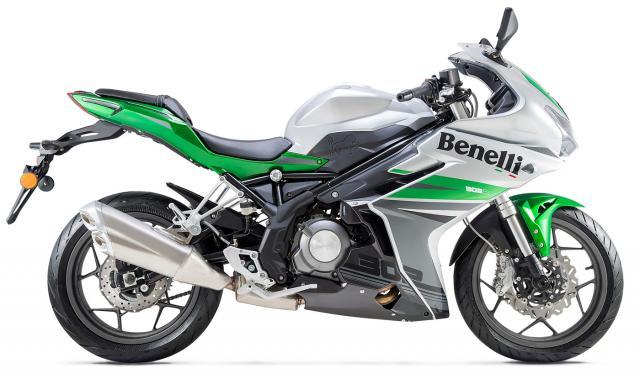 2020 Benelli 302R