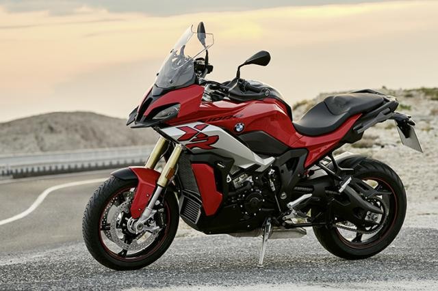 2020 new BMW S1000 XR