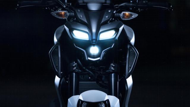 Yamaha MT-125 brakes