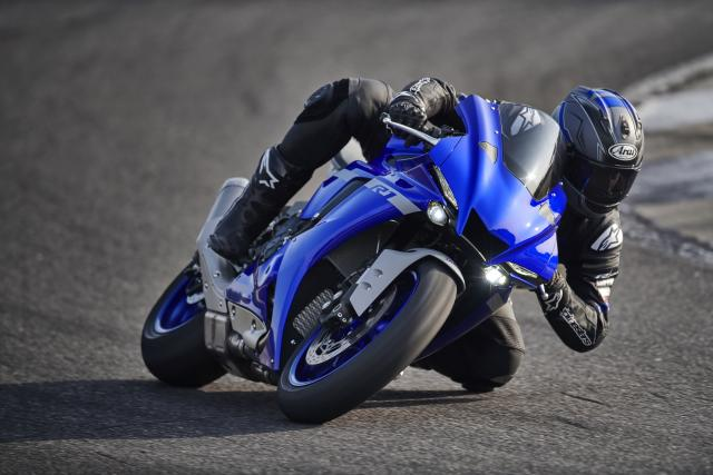 REVEALED: 2020 Yamaha YZF-R1 and YZF-R1M range | Visordown