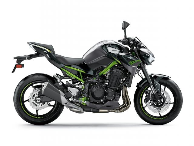 Kawasaki Z900 review Visordown