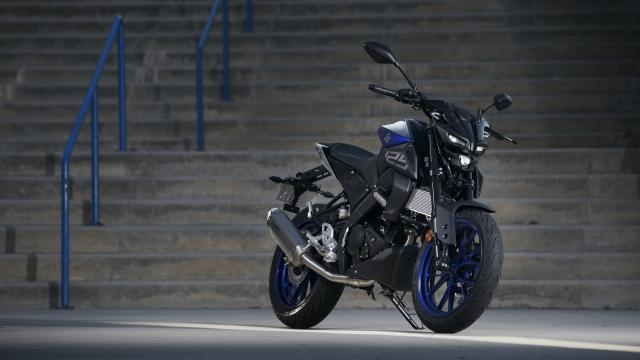 Yamaha MT-125 MT-03 Sport Packs