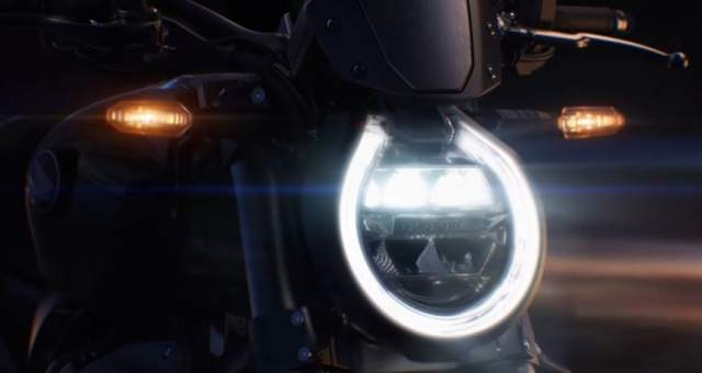 2021 Honda CBR1000R teaser video