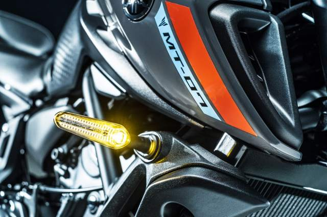 2021 Yamaha MT-07 details