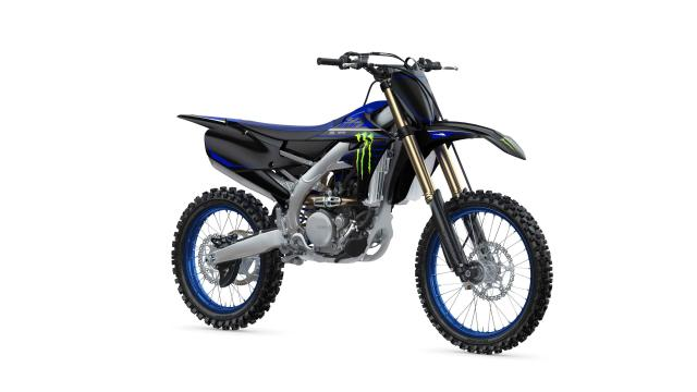 Monster Energy Racing Edition YZ250F and YZ450F announced