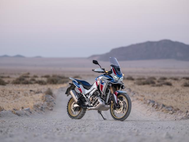 Honda CRF1100L Africa Twin Adventure Sports