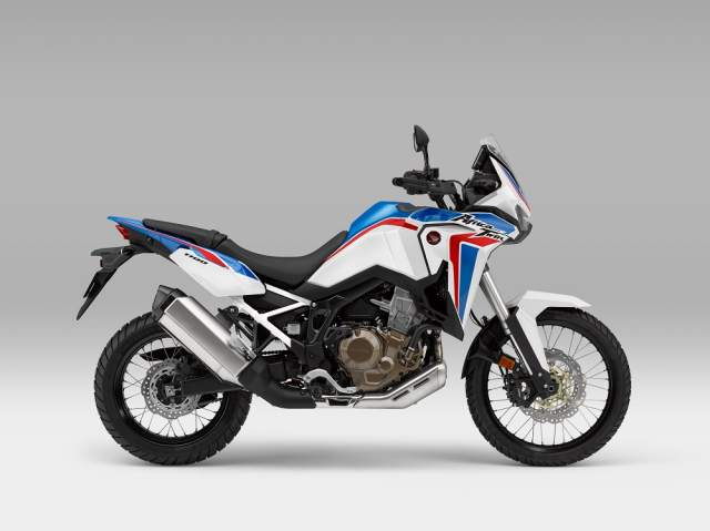 Honda CRF1100L Africa Twin colours and finance deal announced