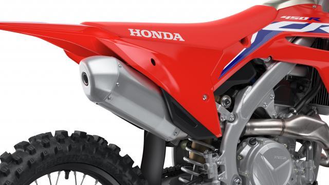 2021 Honda CRF450R and CFR450RX announced