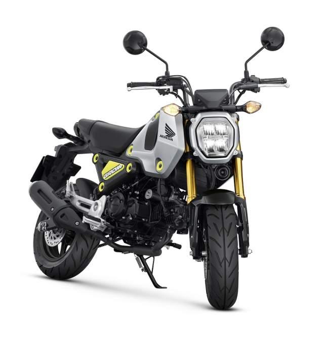 Honda MSX125 Grom 2021 updates
