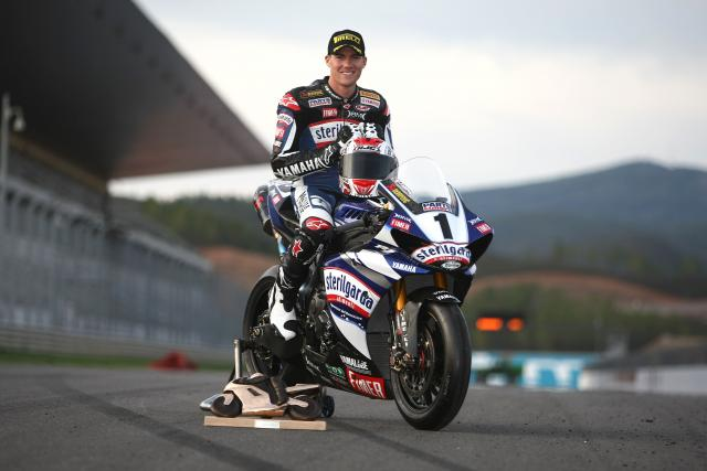 Ben Spies - Yamaha WorldSBK