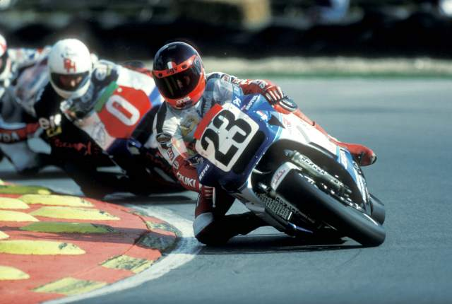 WorldSBK Ron Haslam