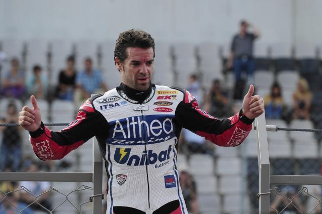 Carlos Checa - Althea Ducati 2011