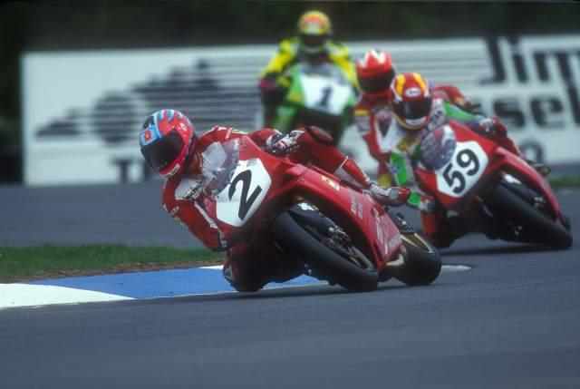 Ducati 916 Calr Fogarty