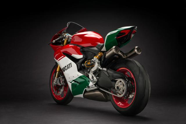 Ducati 1299 Panigale R Final Edition revealed