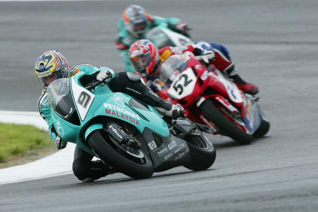 Troy Corser - Petronas FP1