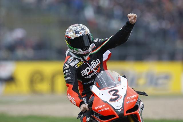 Max Biaggi - Aprilia Racing