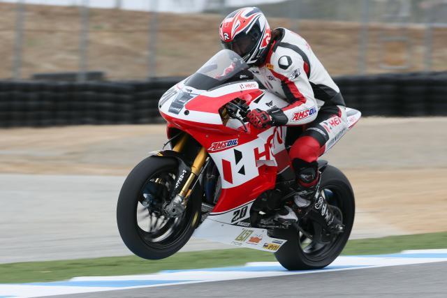 Erik Buell Racing 1098RX