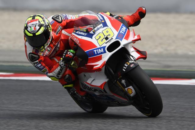 Andrea Iannone - Ducati MotoGP