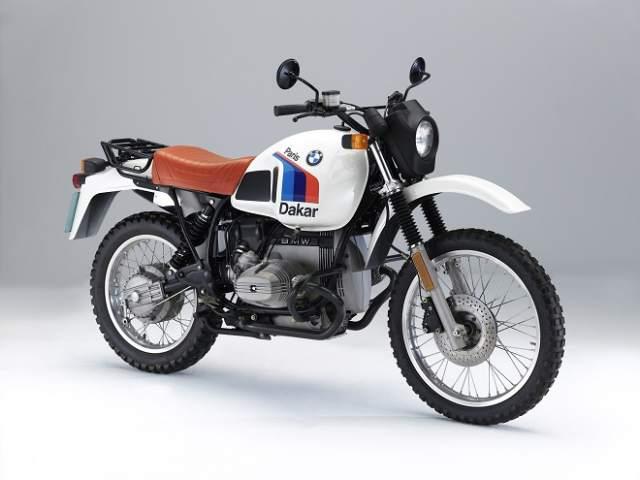 1980 - BMW R80G/S