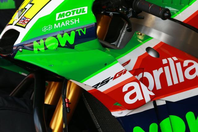 Aprilia in MotoGP