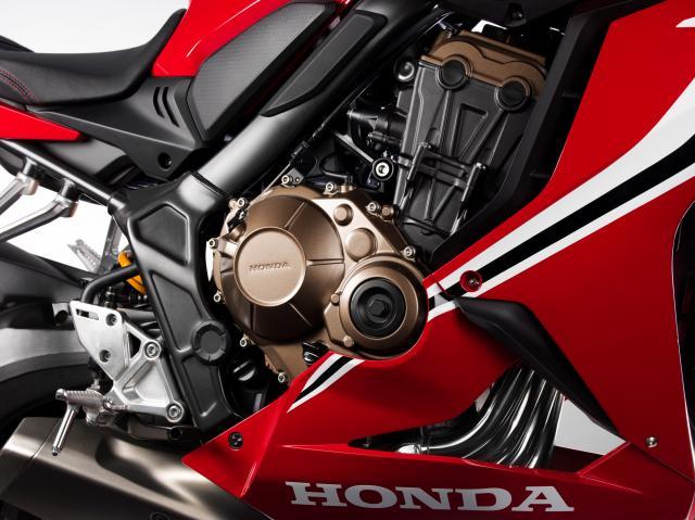 Honda CBR650R (2019)