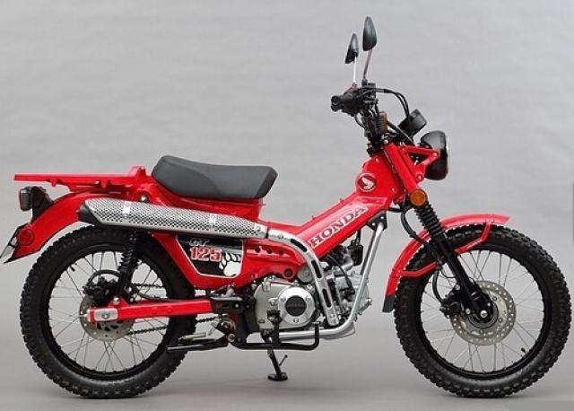 CT125 Honda