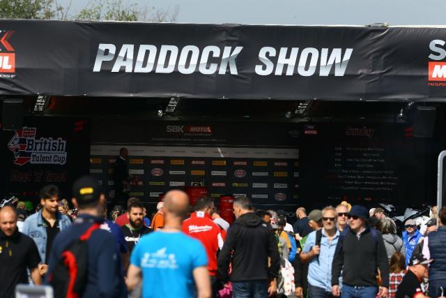 WorldSBK Paddock Show