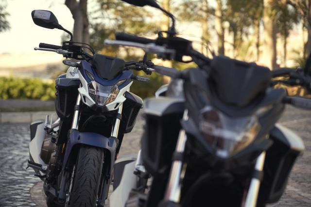 Honda Cb500F review
