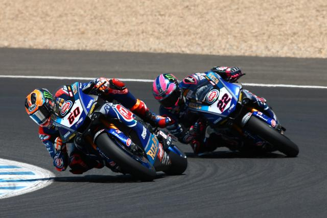 Alex Lowes, Michael van der Mark