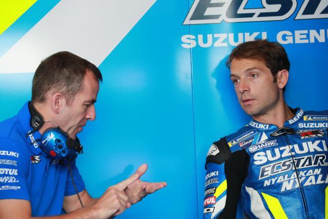 Sylvain Guintoli - Suzuki Ecstar MotoGP