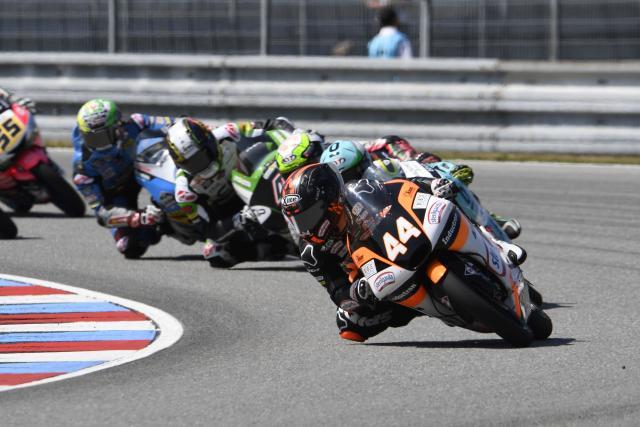 KTM Moto3 Canet