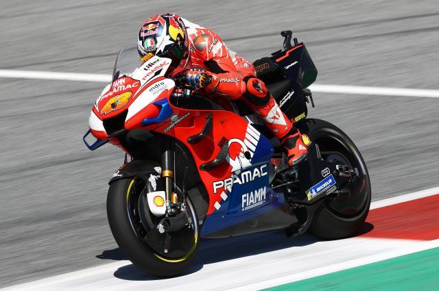 Jack Miller - Pramac Racing Ducati GP19