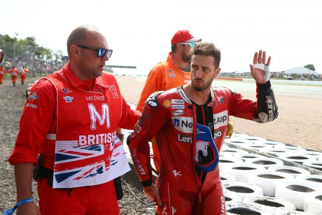 Andrea Dovizioso - Ducati MotoGP