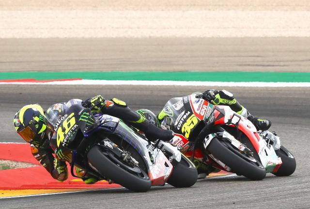 Valentino Rossi - Yamaha M1 MotoGP