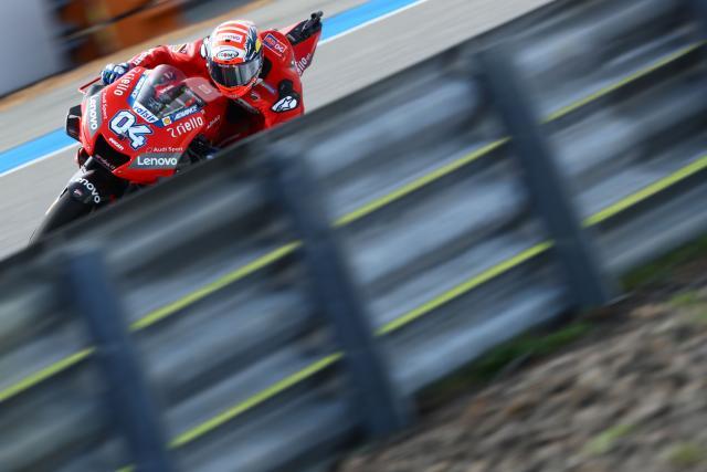 Andrea Dovizioso - Ducati Corse