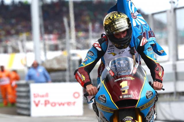 Alex Marquez - Marc VDS Moto2