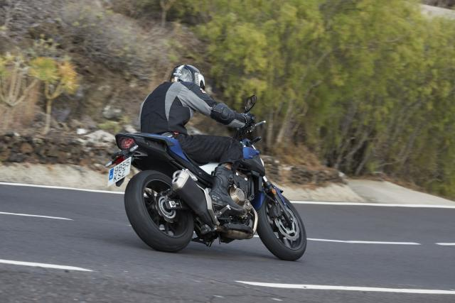 Honda Cb500F review