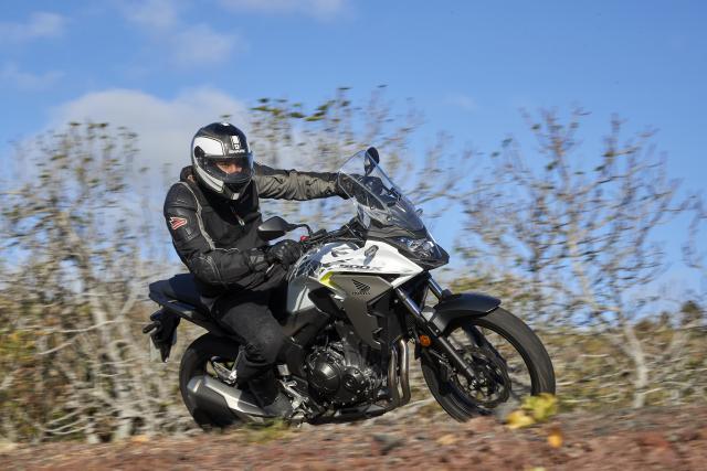 Honda CB500X (2019)