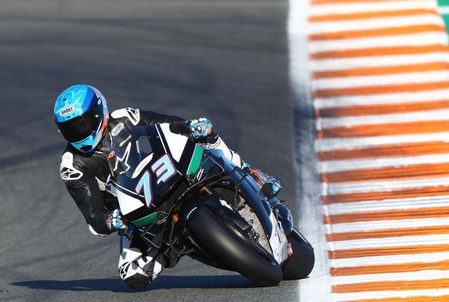 Alex Marquez - Repsol Honda