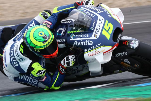 Eric Granado - Avintia Racing