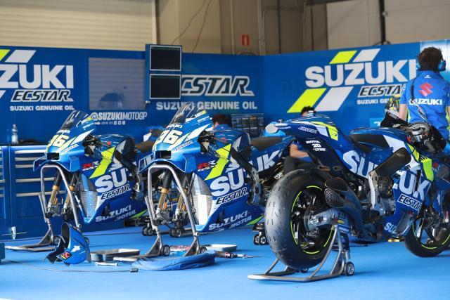 Suzuki Ecstar MotoGP