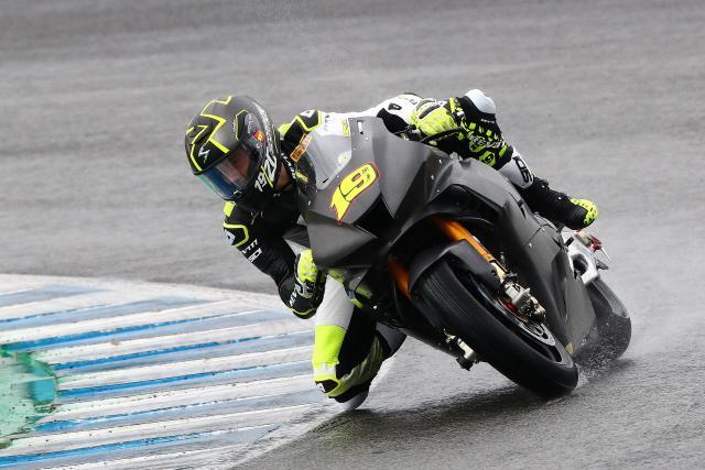 Alvaro Bautista - HRC Honda CBR1000RR-R