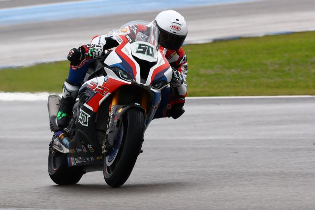 Eugene Laverty - BMW Motorrad WorldSBK