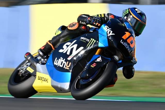 Luca Marini - Sky Italia VR46 Moto2