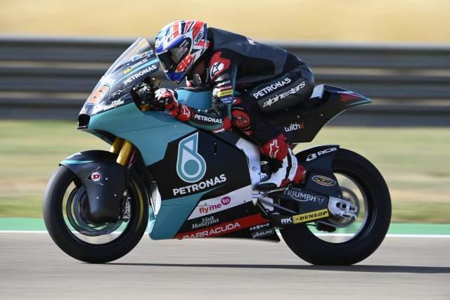 Jake Dixon - Petronas Sprinta Racing Moto2