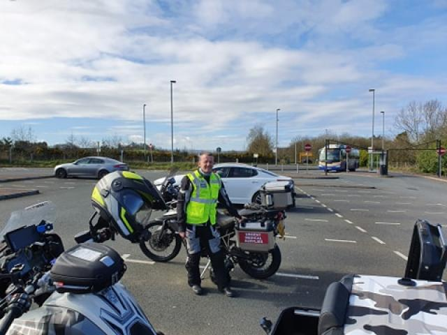 Northern Ireland Volunteer Bikers Group