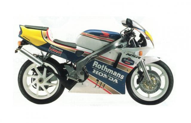 Honda NSR250 SP