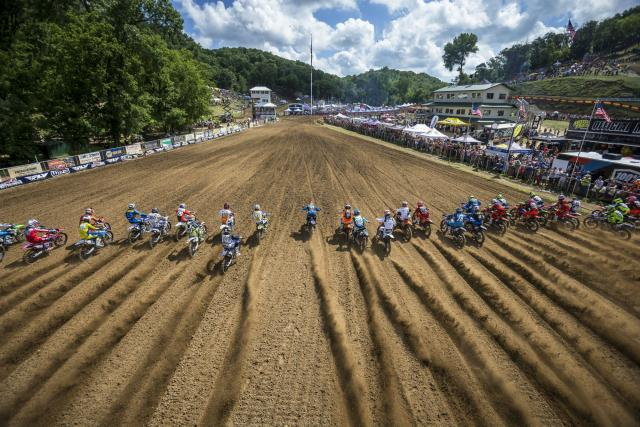 AMA Motocross: Musquin wins in Washougal